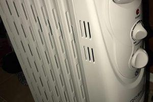 calefactor de aceite barato