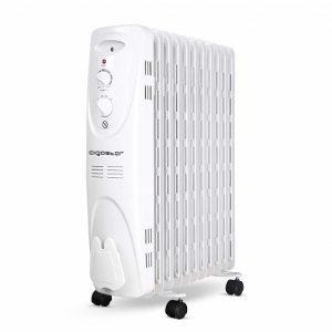 calefactor electrico consumo