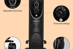 radiadores de aceite Aigostar